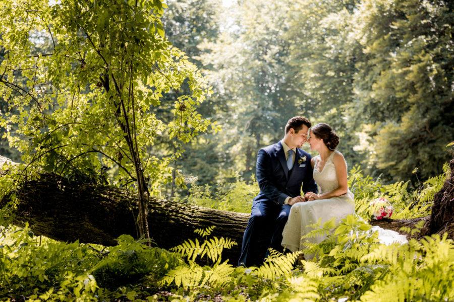 Hochzeitsfotografie-Kleinen